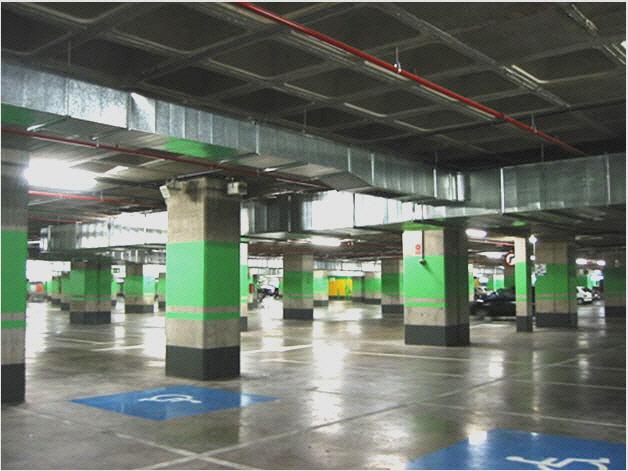 Ventilacion forzada para garajes